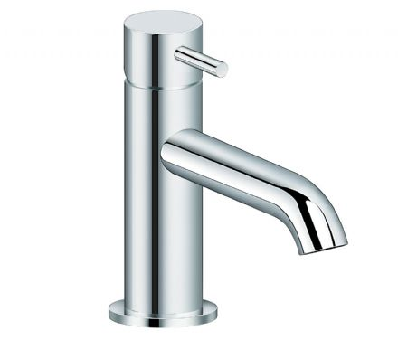Florence Chrome Single Lever Basin Mixer